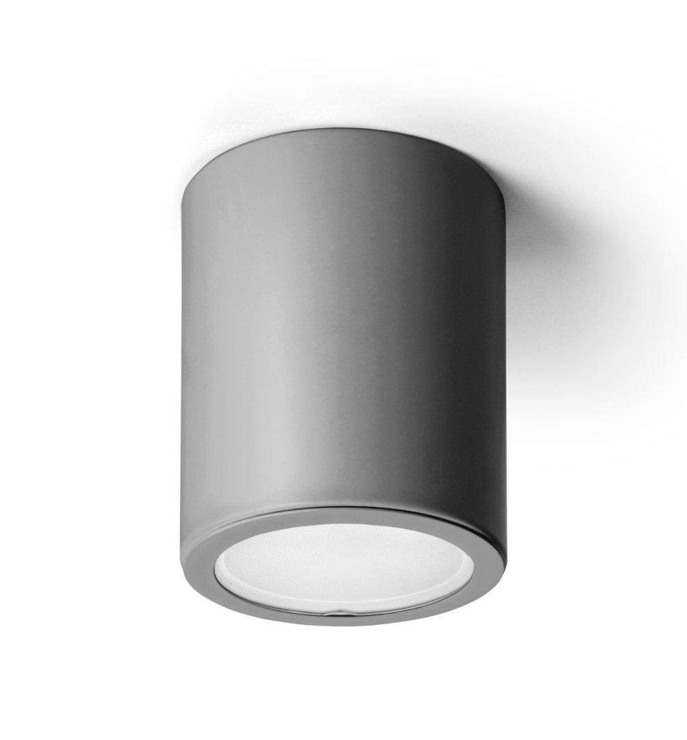 LED Surface Downlight Grey Dolio