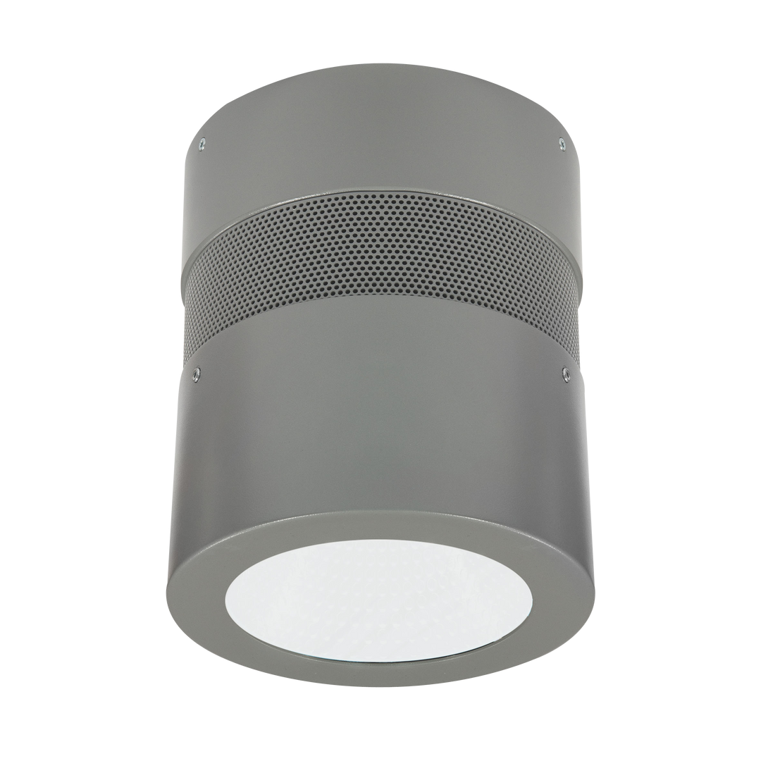 Large Grey LED Surface Downlight