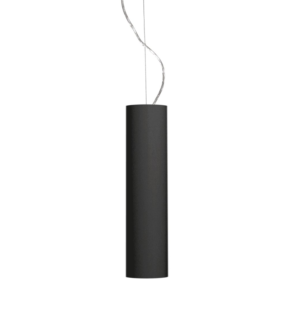 On trend ceiling pendant black