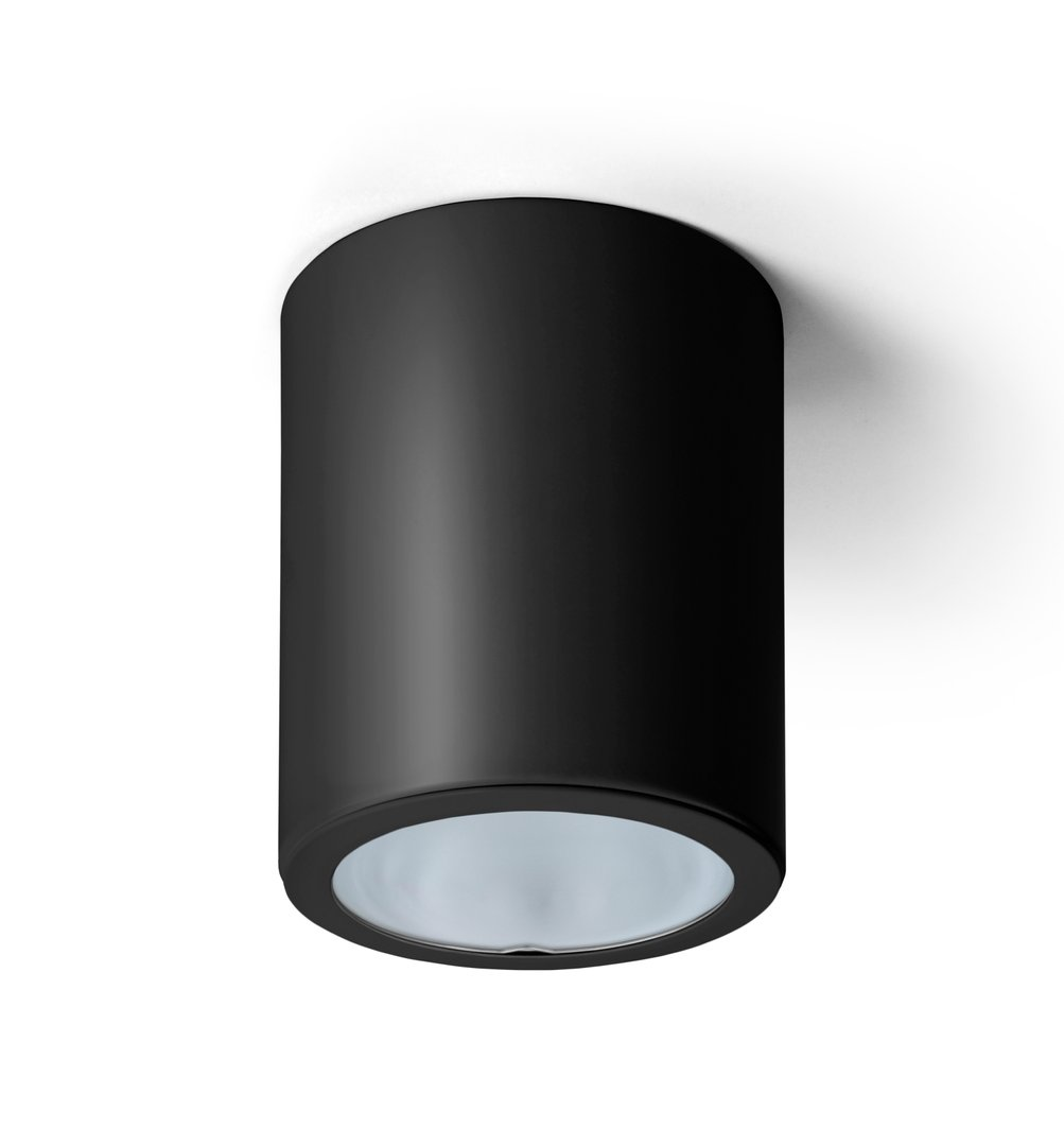LED Surface Downlight Dolio Black