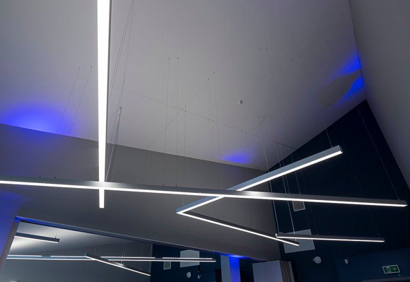 Imperial War Museum LED Linear Lighting